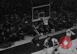 Image of CCNY versus Oregon in college basketball 1938 New York City United States USA, 1938, second 15 stock footage video 65675071985