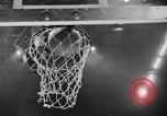 Image of CCNY versus Oregon in college basketball 1938 New York City United States USA, 1938, second 21 stock footage video 65675071985