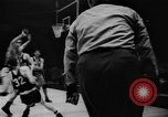 Image of CCNY versus Oregon in college basketball 1938 New York City United States USA, 1938, second 25 stock footage video 65675071985