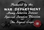 Image of training Florida United States USA, 1943, second 19 stock footage video 65675072035