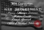 Image of training Florida United States USA, 1943, second 24 stock footage video 65675072035