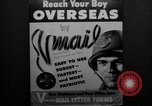 Image of V-mail procedures United States USA, 1943, second 12 stock footage video 65675072038