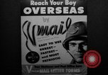 Image of V-mail procedures United States USA, 1943, second 15 stock footage video 65675072038