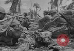 Image of American soldiers Guam, 1945, second 28 stock footage video 65675072057
