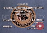 Image of Alien Enemy Detention facilities Crystal City Texas USA, 1943, second 31 stock footage video 65675072063