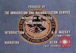 Image of Alien Enemy Detention facilities Crystal City Texas USA, 1943, second 33 stock footage video 65675072063