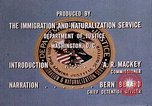Image of Alien Enemy Detention facilities Crystal City Texas USA, 1943, second 36 stock footage video 65675072063