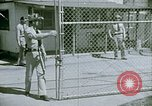 Image of US alien detention facility mail handling Crystal City Texas USA, 1943, second 2 stock footage video 65675072065