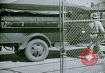Image of US alien detention facility mail handling Crystal City Texas USA, 1943, second 6 stock footage video 65675072065