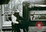 Image of US alien detention facility mail handling Crystal City Texas USA, 1943, second 13 stock footage video 65675072065