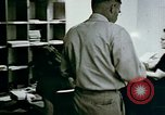 Image of US alien detention facility mail handling Crystal City Texas USA, 1943, second 24 stock footage video 65675072065