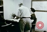 Image of US alien detention facility mail handling Crystal City Texas USA, 1943, second 25 stock footage video 65675072065