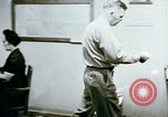 Image of US alien detention facility mail handling Crystal City Texas USA, 1943, second 27 stock footage video 65675072065