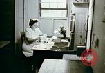 Image of US alien detention facility mail handling Crystal City Texas USA, 1943, second 41 stock footage video 65675072065