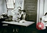 Image of US alien detention facility mail handling Crystal City Texas USA, 1943, second 46 stock footage video 65675072065