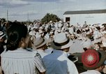 Image of Recreation by relocated Japanese-Americans Crystal City Texas USA, 1943, second 49 stock footage video 65675072072