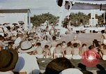 Image of Recreation by relocated Japanese-Americans Crystal City Texas USA, 1943, second 55 stock footage video 65675072072