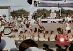 Image of Recreation by relocated Japanese-Americans Crystal City Texas USA, 1943, second 56 stock footage video 65675072072