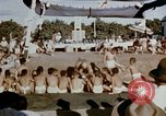 Image of Recreation by relocated Japanese-Americans Crystal City Texas USA, 1943, second 58 stock footage video 65675072072
