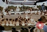 Image of Recreation by relocated Japanese-Americans Crystal City Texas USA, 1943, second 59 stock footage video 65675072072