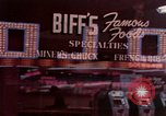Image of neon signs United States USA, 1958, second 6 stock footage video 65675072076