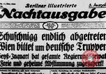 Image of German occupation Austria, 1938, second 31 stock footage video 65675072083