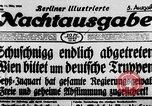 Image of German occupation Austria, 1938, second 33 stock footage video 65675072083