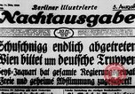 Image of German occupation Austria, 1938, second 34 stock footage video 65675072083