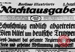 Image of German occupation Austria, 1938, second 37 stock footage video 65675072083