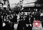 Image of German occupation Austria, 1938, second 38 stock footage video 65675072083