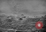 Image of United States Navy Task Force 58 in World War 2 Okinawa Ryukyu Islands, 1945, second 1 stock footage video 65675072095