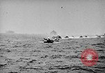 Image of United States Navy Task Force 58 in World War 2 Okinawa Ryukyu Islands, 1945, second 2 stock footage video 65675072095