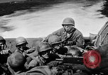 Image of United States Navy Task Force 58 in World War 2 Okinawa Ryukyu Islands, 1945, second 7 stock footage video 65675072095