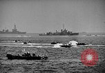 Image of United States Navy Task Force 58 in World War 2 Okinawa Ryukyu Islands, 1945, second 18 stock footage video 65675072095
