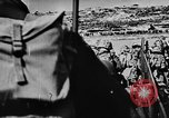 Image of United States Navy Task Force 58 in World War 2 Okinawa Ryukyu Islands, 1945, second 23 stock footage video 65675072095