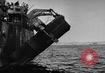 Image of United States Navy Task Force 58 in World War 2 Okinawa Ryukyu Islands, 1945, second 28 stock footage video 65675072095