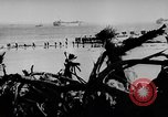 Image of United States Navy Task Force 58 in World War 2 Okinawa Ryukyu Islands, 1945, second 32 stock footage video 65675072095