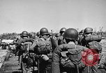Image of United States Navy Task Force 58 in World War 2 Okinawa Ryukyu Islands, 1945, second 39 stock footage video 65675072095