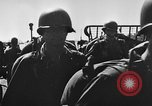 Image of United States Navy Task Force 58 in World War 2 Okinawa Ryukyu Islands, 1945, second 42 stock footage video 65675072095