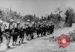 Image of United States Navy Task Force 58 in World War 2 Okinawa Ryukyu Islands, 1945, second 45 stock footage video 65675072095