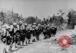 Image of United States Navy Task Force 58 in World War 2 Okinawa Ryukyu Islands, 1945, second 46 stock footage video 65675072095