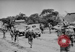 Image of United States Navy Task Force 58 in World War 2 Okinawa Ryukyu Islands, 1945, second 52 stock footage video 65675072095