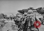 Image of United States Navy Task Force 58 in World War 2 Okinawa Ryukyu Islands, 1945, second 54 stock footage video 65675072095