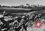 Image of United States Navy Task Force 58 in World War 2 Okinawa Ryukyu Islands, 1945, second 55 stock footage video 65675072095