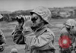 Image of United States Navy Task Force 58 in World War 2 Okinawa Ryukyu Islands, 1945, second 57 stock footage video 65675072095