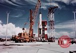 Image of Minuteman missile Cape Canaveral Florida USA, 1961, second 6 stock footage video 65675072132