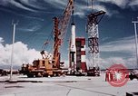 Image of Minuteman missile Cape Canaveral Florida USA, 1961, second 7 stock footage video 65675072132