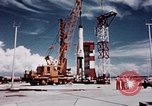 Image of Minuteman missile Cape Canaveral Florida USA, 1961, second 10 stock footage video 65675072132