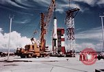 Image of Minuteman missile Cape Canaveral Florida USA, 1961, second 16 stock footage video 65675072132