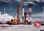 Image of Minuteman missile Cape Canaveral Florida USA, 1961, second 19 stock footage video 65675072132